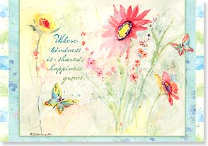 Thank You & Appreciation Card - Thank You So Much | Susan Winget | 38541 | Leanin' Tree