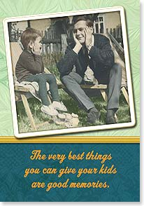 Father's Day Card - Thanks, Dad. | Maggie Mae Sharp | 38651 | Leanin' Tree
