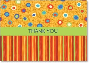 Thank You & Appreciation Card - A Bright Note of Thanks | Cranston Print Works | 3_2000284-P | Leanin' Tree