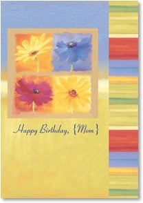 Birthday Card {Name} - Flowers are Blooming for You | Nel Whatmore | 3_2000289-P | Leanin' Tree
