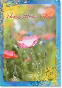 Mother's Day Card - May Today Be Beautiful for You | Getty Images | 3_2000631-P | Leanin' Tree