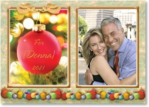 Christmas Card - To the one who warms my heart... | Gail Marie® | 3_2003046-P | Leanin' Tree