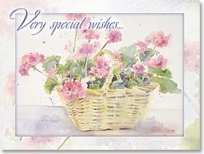 Birthday Card - Special Wishes, Special You | Judy Buswell | 41588 | Leanin' Tree