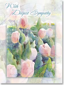 Sympathy Card - 41824 | Leanin' Tree