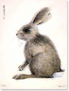 Birthday Card - At your age you should have at least one gray hare! | Frank T. Gee | 43872 | Leanin' Tree