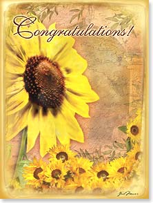 Congratulations Card - 44701 | Leanin' Tree