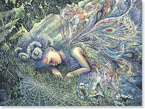 Birthday Card - Wishing you a day of sunshine streaming... | Josephine Wall | 44756 | Leanin' Tree
