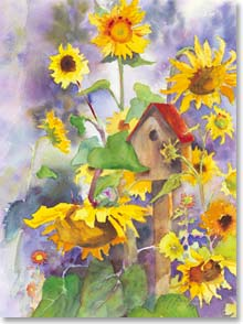 Thinking of You Card - Staff Pick - Thought you could use a little sunshine | Judy Buswell | 45067 | Leanin' Tree