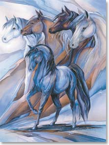 Motivation & Inspiration Card - May you discover freedom within you. | Jody Bergsma | 45115 | Leanin' Tree