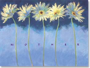 Mother's Day Card - I love you, Mom...more every year. | Nel Whatmore | 45648 | Leanin' Tree