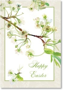 Easter Card - The Glory of Easter; Psalm 118:24 | Gail Flores | 4_2001660-P | Leanin' Tree