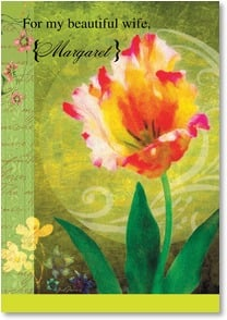 Easter Card - The Beauty of Springtime | Gail Marie&amp;reg; | 4_2002306-P | Leanin' Tree