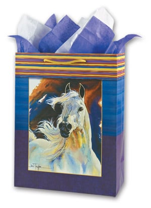 Gift Bag Set - Sale - Horse Gift Bag Set - Large | Jan Taylor | 53034 | Leanin' Tree
