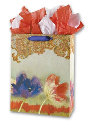 Gift Bag Set - Floral Gift Bag Set | Nel Whatmore | 53036 | Leanin' Tree