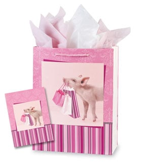 Gift Bag Set - Sale - The Professional Shopper | Wild-Side Brands Ltd | 53051 | Leanin' Tree
