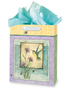 Gift Bag Set - Sale - Praise Morning | Susan Winget | 53055 | Leanin' Tree