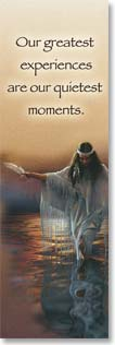 Bookmark - Our Greatest Experiences | Lee Bogle | 54126 | Leanin' Tree