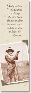 Bookmark - Change the Men I Can | Maggie Mae Sharp | 54156 | Leanin' Tree