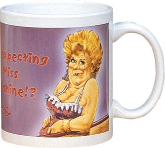 Ceramic Mug - Sale - Little Miss Mary Sunshine - 56013 | Leanin' Tree