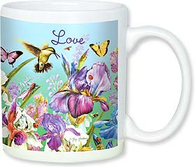 Ceramic Mug - Live Laugh Love | Greg Giordano | 56111 | Leanin' Tree