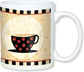 Ceramic Mug - Coffee is Proof that God Loves Us | Dan DiPaolo | 56114 | Leanin' Tree