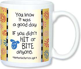 Ceramic Mug - You know it was a good day... | Kate Harper | 56125 | Leanin' Tree