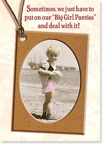 Flexible Magnet - Sale - Deal With It | Maggie Mae Sharp | 57580 | Leanin' Tree