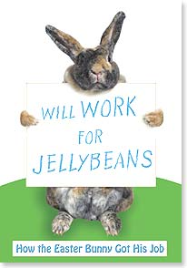 Easter Card - Our job is to work off the jellybeans! Happy Easter | Getty Images | 59157 | Leanin' Tree