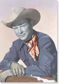 Father's Day Card - One of the Good Guys | Roy Rogers | 59188 | Leanin' Tree