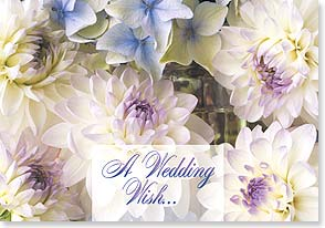 Wedding Card - A Wedding Wish | Randy Dana | 59542 | Leanin' Tree