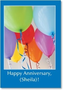 Anniversary Card - Employment - Celebrating You | Masterfile Corporation | 5_2000269-P | Leanin' Tree