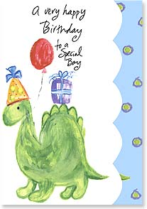 Birthday Card - Have a RRRoaring good time! | Marianne Richmond | 60322 | Leanin' Tree