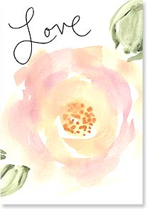 Wedding Card - A Beautiful Forever | Marianne Richmond | 60348 | Leanin' Tree