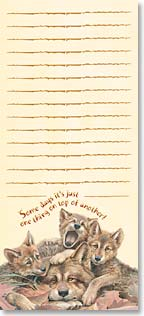 Magnetic List Pad - Some Days | Bob Henley | 61556 | Leanin' Tree