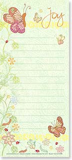 Magnetic List Pad - 61658 | Leanin' Tree