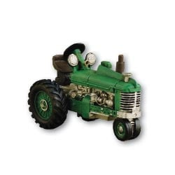 Christmas Ornament - Sale - Christmas Ornaments | Clearance | Green Tractor - 62044 | Leanin' Tree