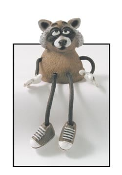 Critter Sitter - Sale - Ricky the Raccoon Critter Sitter - 62327 | Leanin' Tree