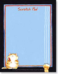 Note Pad - Scratch Pad | Margaret Sherry | 63001 | Leanin' Tree