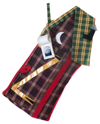 Christmas Gift Stockings - Outhouse Christmas Stocking - 6383 | Leanin' Tree