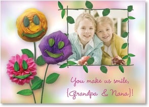 Grandparents Day Card - That's why we're so happy to have you in our life! | Connie Haley | 6_2002026-P | Leanin' Tree