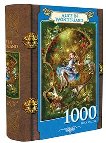 Puzzle - Alice in Wonderland Puzzle - 711434 | Leanin' Tree