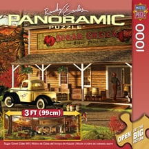 Puzzle - Sugar Creek Cider Mill Puzzle - 712574 | Leanin' Tree