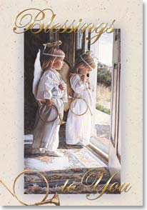 Christmas Card - In this is love...;1 John 4:10 | Steve Hanks | 71268 | Leanin' Tree