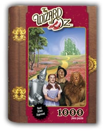 Puzzle - The Wizard of Oz Puzzle - 712764 | Leanin' Tree