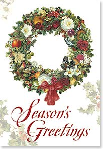 Holiday Card - Warm Holiday Greetings | Tina Higgins | 72535 | Leanin' Tree