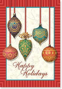 Holiday Card - Happy Holidays With Season Greetings  | Lisa Audit | 73091 | Leanin' Tree