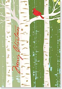 Christmas Card - Wishing you the joy of simple things  | Bethany Berndt Shackelford | 73311 | Leanin' Tree