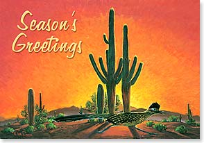 Holiday Card - Joy in your heart and good times to remember. | Ruth M. Lau | 73343 | Leanin' Tree