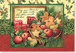 Christmas Card - Thinking of you at this special time of year | Susan Winget | 73364 | Leanin' Tree