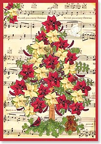 Christmas Card - The sights and sounds of Christmas | Cheryl Welch | 73454 | Leanin' Tree
